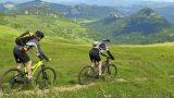 Mountainbiken grande-traversee, Ardeche